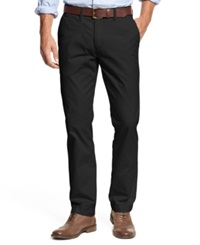 Tommy Hilfiger Mercer Custom Fit Chino Black
