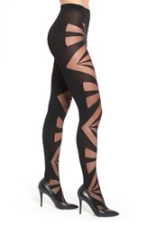Oroblu Women's 'Brooke' Geometric Tights