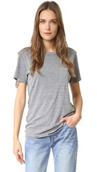 Nsf Lucy Tee Heather Grey
