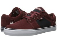 Etnies Barge Ls Red Navy Men's Skate Shoes Multi