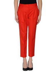 Theory Dress Pants Red