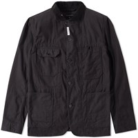 Engineered Garments Coverall Jacket Black