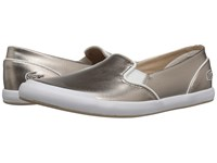 Lacoste Lancelle Slip On 316 2 Grey Women's Shoes Gray