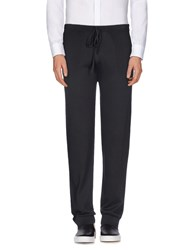 Gentryportofino Trousers Casual Trousers Men Black