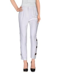 Genny Trousers Casual Trousers Women White