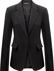 Paco Rabanne Tailored Jacket Black