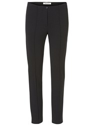 Betty Barclay Textured Trousers Black
