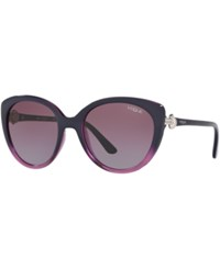 Vogue Eyewear Sunglasses Vo5060s Purple Purple Gradient