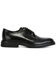Henderson Fusion Classic Derby Shoes Black