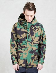 Xlarge 2 Layer Camo Jacket