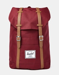 Herschel Supply Co. Retreat Backpack Purple
