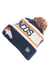 Men's New Era Cap 'Biggest Fan Redux Broncos' Beanie