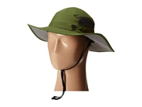 Mountain Hardwear Canyon Wide Brim Hat Utility Green Safari Hats