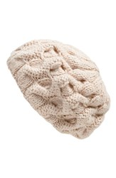 Women's Free People 'Snow Bird' Chunky Knit Beret