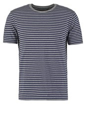 Marc O'polo Print Tshirt Moonblue