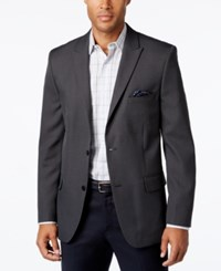 Alfani Men's Slim Fit Charcoal Sport Coat