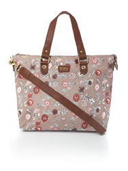 Ollie And Nic Tapestry Morrs Multi Tote Multi Coloured Multi Coloured
