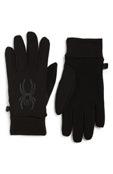 Men's Spyder 'Stretch Fleece Conduct' Tech Gloves