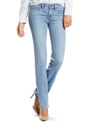 Levi's 714 Straight Leg Springtide Indigo Wash Jeans Willow Glen