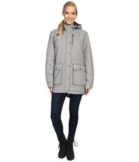Carhartt Amoret Coat Asphalt Women's Coat Black
