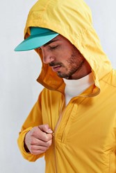Without Walls Wind Cheater Jacket Yellow