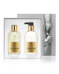 Molton Brown Vintage 2016 With Elderflower Duo Gift Set 2 10 Oz. Bottles