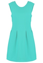 Y.A.S Yas Yascapsy Cocktail Dress Party Dress Columbia Green