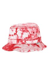 Men's True Religion Brand Jeans Marble Dye Bucket Hat True Red