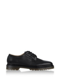 Laced Shoes Black