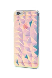 Forever 21 Geo Print Case For Iphone 6 6S Rose Gold