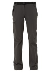 Regatta Xert Trousers Seal Grey Dark Gray