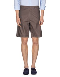 Golden Goose Trousers Bermuda Shorts Men Khaki