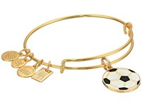 Alex And Ani Team Usa Soccer Bangle Yellow Gold Bracelet