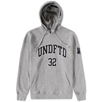 Undefeated Sportsman Pullover Hoody Grey