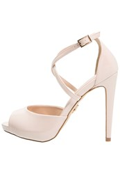 Lipsy Vernetta High Heeled Sandals Nude