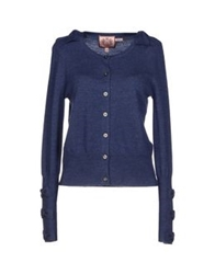 Juicy Couture Cardigans Dark Blue