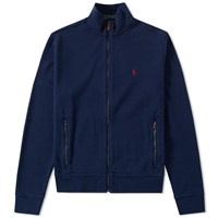 Polo Ralph Lauren Ribbed Track Top Blue