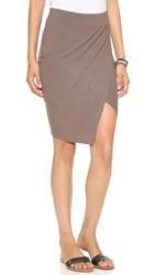 Bailey44 Souk Skirt Taupe
