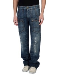 Ermanno Scervino Scervino Street Denim Pants Blue