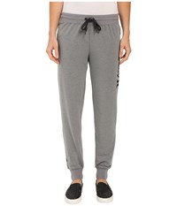Hurley Dri Fit Fleece Joggers Heather Grey Women's Fleece Gray
