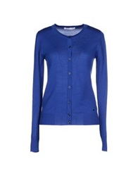 Caractere Cardigans Bright Blue