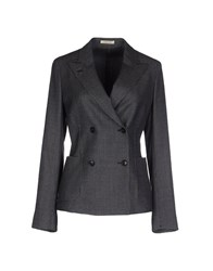 Lardini Suits And Jackets Blazers Women Black