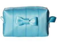 Harveys Seatbelt Bag Mini Bow Dopp Kit Robins Egg Handbags Blue