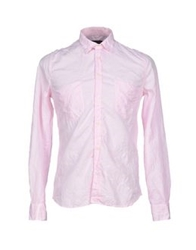 Gold Case By Rocco Fraioli Shirts Pink