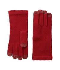 Echo Picot Touch Gloves Painter Red Extreme Cold Weather Gloves