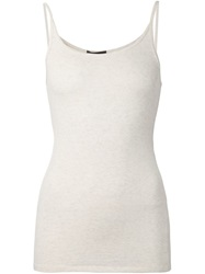 Atm Ribbed Cami Nude And Neutrals