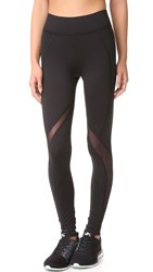 Michi Deco Leggings Black