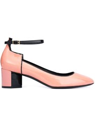 Pierre Hardy 'Belle' Pumps Pink And Purple