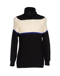 Kai Aakmann Turtlenecks Black