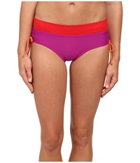Prana Ailani Bottom Fuchsia Women's Swimwear Pink